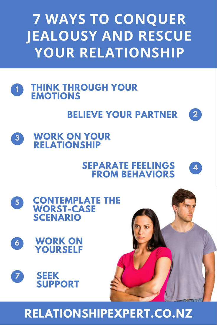 7 Ways to Conquer Jealousy and Rescue Your Relationship